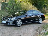 Mercedes-Benz E350 CDI Sport BlueEFFICIENCY 3.0 Tip Auto