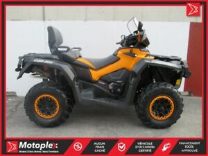 2017 Can-Am OUTLANDER MAX 1000 XTP 52,91$/SEMAINE