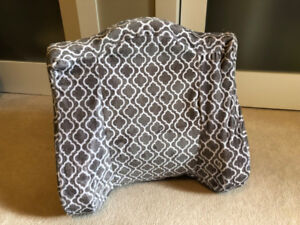 Back Buddy Maternity and Feeding Support Pillow