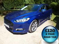 2017 Ford Mondeo 2.0 TDCi 180 ST-Line X Powershift Auto 5dr Estate Diesel