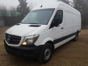 2015 Mercedes Sprinter Long Box Cargo Van