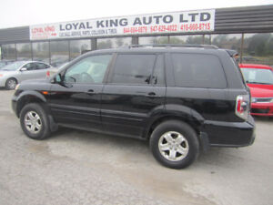 2008 Honda Pilot CERTIFIED AND E TESTED SUV, Crossover