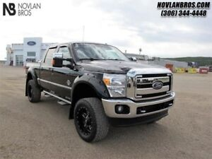2015 Ford F-350 Super Duty Lariat  - one owner - trade-in - BDS