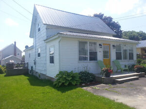 Century home centrally located in Woodstock, NB