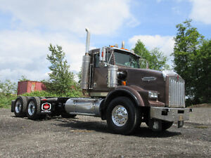 2003 Kenworth T800 HEAVY SPEC Cab & Chasis / Tractor