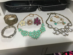 Lots of statement pieces