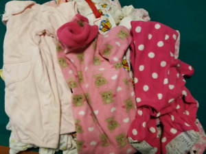 Baby girl clothing - 50 articles of clothing