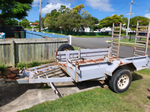 Plant trailer heavy duty swaps