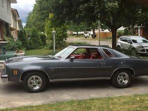 1977 Chevelle Malibu Classic
