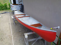 14 ft. Globe canoe for sale