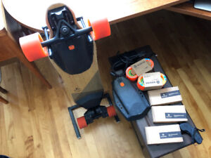 Skateboard électrique Boosted Board v2 Dual