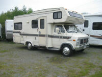 USED CLASS C MOTORHOMES WANTED (1985 - 2005)