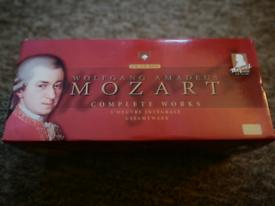 Mozart, Complete Works (Brilliant Classics, 170 CDs)