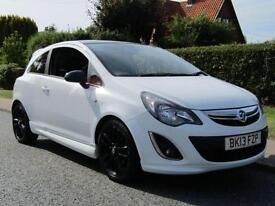 2013 Vauxhall Corsa 1.3 CDTi ecoFLEX LIMITED EDITION 3DR TURBO DIESEL HB ** 4...