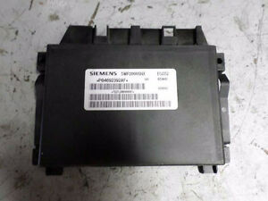 05 06 07 08 09 DODGE CHARGER ENGINE COMPUTER MODULE 5WP20005NX E