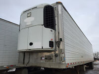 2009 Great Dane 50' Tandem-Axle Refrigerated Trailer