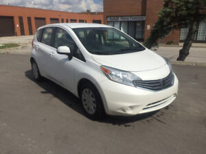 2014 Nissan Note  SV 100% accident free, certified.
