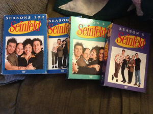 Seinfeld box sets
