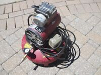 Air Compressor by Thomas 3/4 hp 95-125 psi