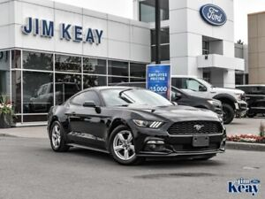 2017 Ford Mustang V6  - Certified - Bluetooth - $81.74 /Wk