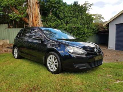 2010 Volkswagen Golf 118TSI Comfortline MANUAL! Hornsby Hornsby Area Preview