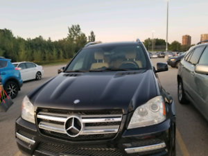 2012 MERCEDES BENZ GL 350 BLUETEC