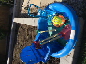 Children / Baby Pool, Chair, Garden tools & Lawn Mower!!