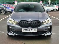 2020 BMW 1 Series BMW 1 118i 1.5 M Sport 5dr Auto Hatchback Petrol Automatic