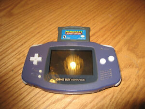 Nintendo Gameboy w/Games and DS Lite Games Tetris Game