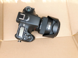 Sony alpha A77 SLT digital camera - pro
