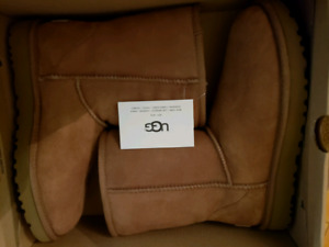 Authentic UGG Classic Short Boots