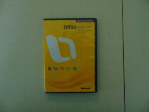 Microsoft Office Mac 2008 /Home and Student Edition