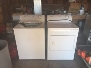Washer and Dryer - 250$