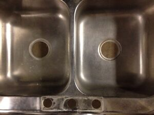 Stainless Steel Double Sink London Ontario image 2