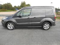 2016 66 FORD TRANSIT CONNECT 200 SWB LIMITED 1.5 TDI 120PS DIESEL