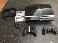 Playstation 3. 80 Gb