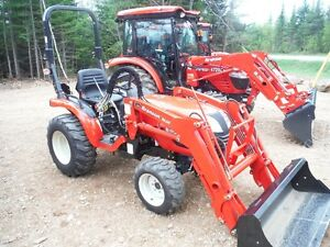 BRANSON TRACTOR SPRING SALE !