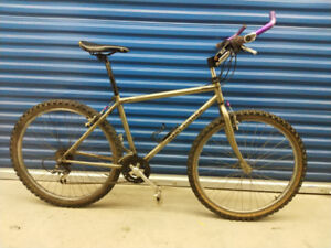 Gary Fisher mountain bike with upgraded parts CRO-MO $250 obo