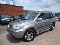 NISSAN X TRAIL SPORT EXPEDITION 2.2 DIESEL 4X4