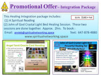 Integrated Energy Healing