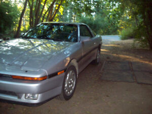 1986 1/2 Toyota Supra (Reduced for quick sale)