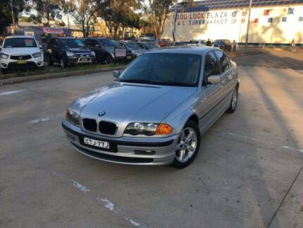 2001 BMW 320i E46 Automatic low km Rego till Jan 2018