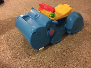 Infant Hungry Hippo walking/riding toy (Fisher Price)