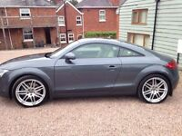 Audi Quattro TT 57 plate . Two female owners. Full service history. 24000 miles on clock