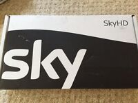 Sky HD viewing box