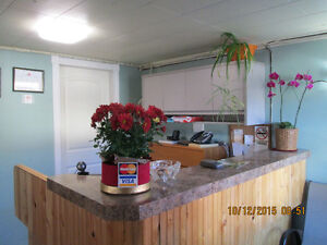 Motel Suite with Kitchen and RV Park Lot for Rent Prince George British Columbia image 2