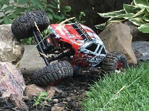 RC Losi night crawler 2.0