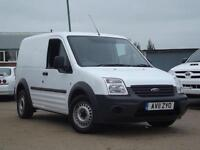Ford Transit Connect 1.8TDCi ( 75PS ) Van T200 SWB 2011 WHITE, ONLY 63,000 MILES
