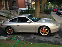 1999 Porsche 911 sport Coupe (2 door)