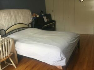 3 1/2 apartment for rent, from Metro Lionel-Groulx, just 100m!
